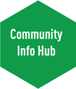 Learn about the Community Info Hub